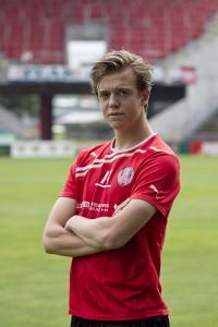 """Alexander """"A.J."""" Jönsson gjorde målet."""